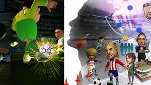 RPG casual de futebol mais antigo da SEGA chega ao Brasil