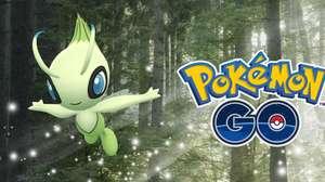 Celebi llegará a Pokémon Go la próxima semana