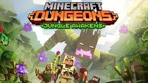El primer DLC para Minecraft Dungeons llegará en julio