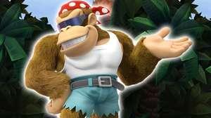 Donkey Kong terá misterioso personagem jogável no Switch