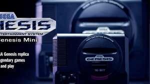 Confirman la fecha de salida del SEGA Genesis Mini