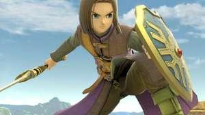 The Hero llegará a Super Smash Bros Ultimate en julio