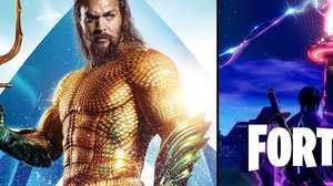 Jason Momoa adelanta la llegada de Aquaman a Fortnite