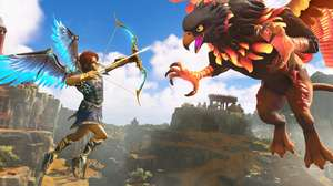 Immortals Fenyx Rising existe gracias a un bug de Assassin´s Creed