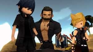 Final Fantasy XV: Pocket Edition podría llegar a consolas