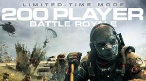 Warzone añadirá un modo temporal de 200 jugadores