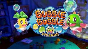 Bubble Bobble regresará como una exclusiva para el Nintendo Switch