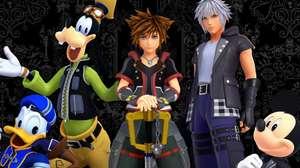 Kingdom Hearts III ya está terminado