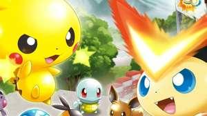 Anuncian nuevo juego de Pokemon Rumble para móviles