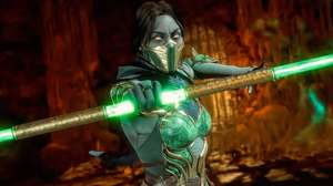 Nem a morte detém a assassina Jade em Mortal Kombat 11