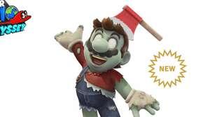 Llega un traje especial para Mario en Super Mario Odyssey