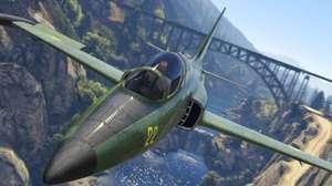 La semana aérea ya comenzó en GTA Online