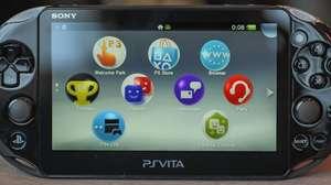 Llega actualización a PS Vita